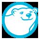 Das starke Eisbär-Logo | Stark ist unsere Stärke | Reinigung Stark München