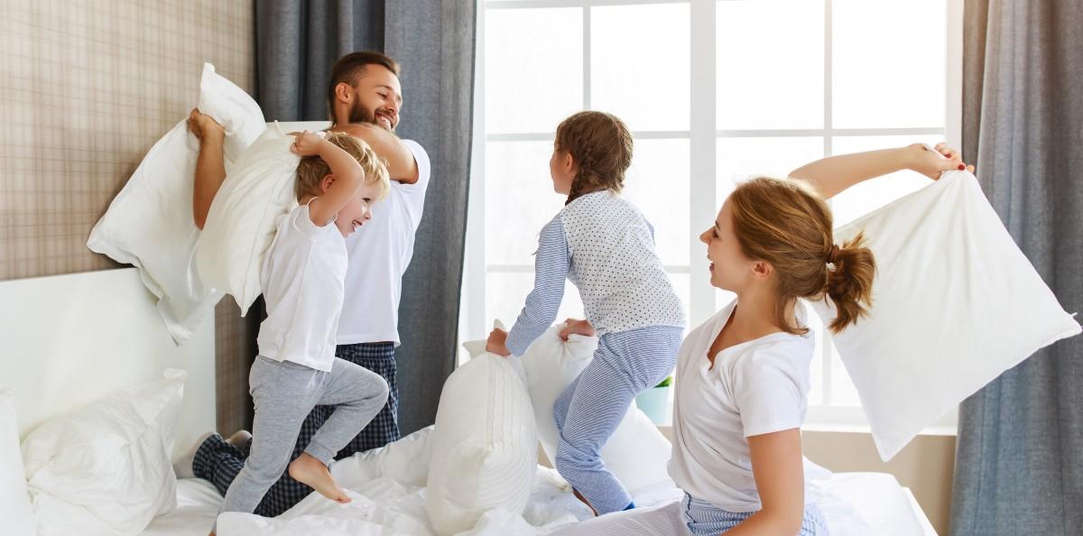 Bettenreinigung | Federbettenreinigung | Reinigung Stark München